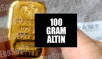 100 Gram Altın