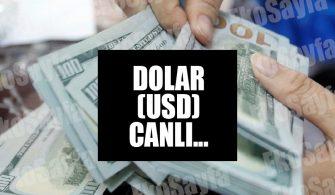Dolar Canlı
