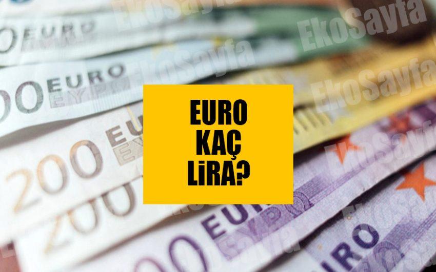 Euro Kaç TL?