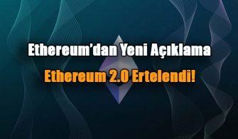 ethereumdan-yeni-aciklama-ethereum-2.0-ertelendi