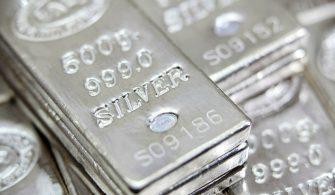Gümüşün Kilosunda 20 Günde Bin 350 TL'lik Düşüş!
