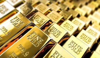 Altın Zayıflayan Dolardan Destek Buldu