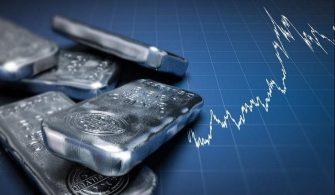 Gümüş Fiyatları Haftayı Artışla Kapattı