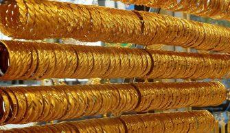 Altın Fiyatları Gibi Altın İthalatı Da Düşüşe Geçti