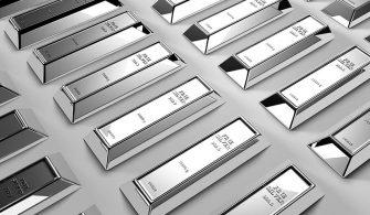 Gümüş, Yükselen Dolar Karşısında Değer Kaybetti