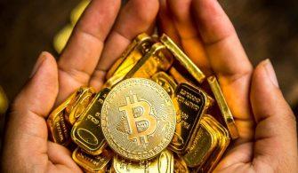 Wall Street'in Altın – Bitcoin Grafiği Heyecan Yarattı